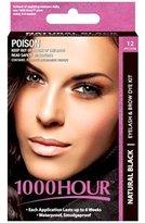 1000Hour 1000 Hour Eyelash & Brow Dye / Tint Kit Permanent Mascara