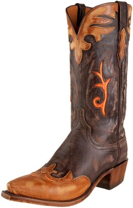 Lucchese 1883 by Men's N8647 5/4 Western Boots