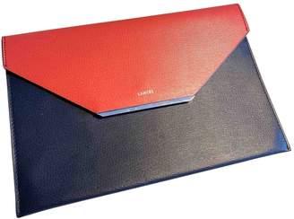 Lancel Multicolour Leather Clutch bags