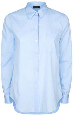 Theory Patch Pocket Collar Shirt