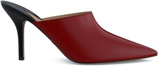 Paul Andrew Certosa pointed mules