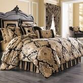 Thumbnail for your product : J Queen New York Bradshaw Black Queen Comforter Set in Black