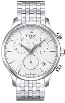 Tissot Tradition Chronograph Bracelet Watch, 42Mm