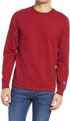 Champion Men's Heritage Long Sleeve T-Shirt