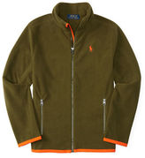 Ralph Lauren Boys 2-7 Fleece Jacket