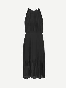 Samsoe & Samsoe Black Millow Dress - M
