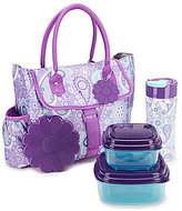Fit & Fresh Eliza Paisley Insulated Lunch Kit