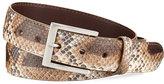 W.KLEINBERG Python Matte Belt
