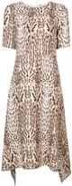 ADAM by Adam Lippes printed midi dress