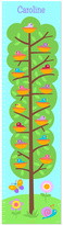 Olive Kids Birds Personalized Growth Chart Wall Decal