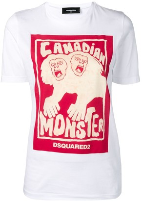 DSQUARED2 graphic T-shirt