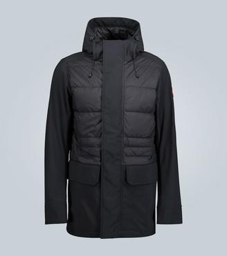 Canada Goose Breton paneled coat