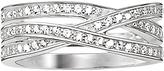 Thomas Sabo Glam & Soul Eternity Love Ring, Silver