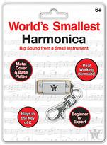 Westminster World's Smallest Harmonica