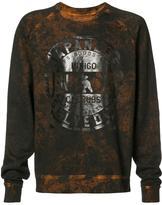 PRPS 'Indigo Cherubs' sweatshirt