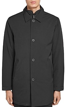 NN07 Blake Regular Fit Car Coat