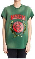 MSGM Sweatshirt Short Sleeve