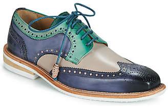 Melvin & Hamilton Blue Shoes For Men ShopStyle UK