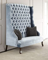 Haute House Margo Tufted Banquette