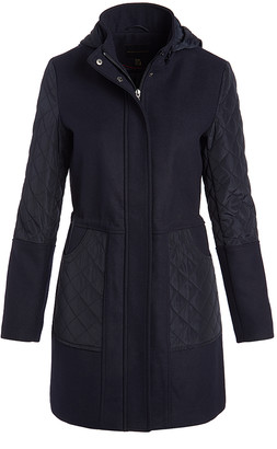 Weatherproof Women's Car Coats CLASSIC - MIXED MEDIA QUILTED WALKER - Women & Plus