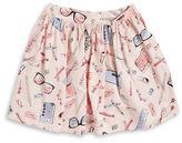 Kate Spade Girls 2-6x Corren Accessory Skirt