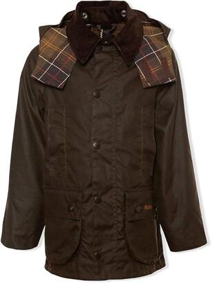 Barbour Kids TEEN Beaufort waxed jacket