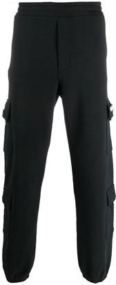 Buscemi Multi-Pocket Elasticated Waist Track Pants