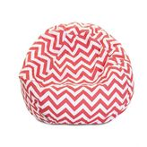 Dormify Majestic Home Goods Small Classic Printed Bean Bag