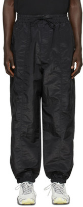 Y-3 Y 3 Black Shell Track Pants