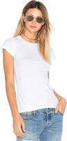 LAmade Crew Neck Tee in White. - size L (also in S,XS)