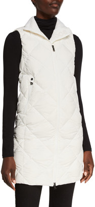 Bogner Tasia Water-Repellent Quilted Vest