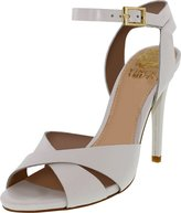Vince Camuto Women's Soliss Ankle-High Leather Pump - 9.5M