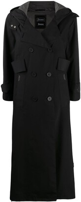 Herno Hooded Trench Coat