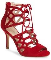 Pelle Moda Women's 'Eva' Ghillie Lace Sandal