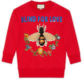 Gucci Sweatshirt with embroideries