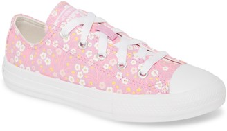 Converse Chuck Taylor® All Star® Floral Print Low Top Sneaker