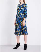 LK Bennett x Preen Syd crepe dress