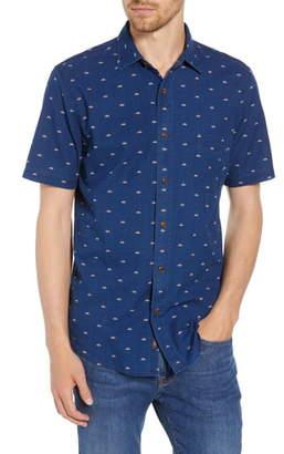 Faherty Coast Sunrise Indigo Shirt