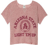 PINK Arizona State University Cropped Crew