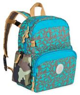 Lassig Mini Backpack in Dino Slate