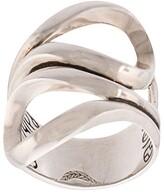 John Hardy Aslic Classic Chain Link ring