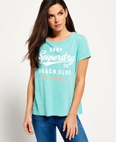 Superdry Surf Club Boyfriend T-shirt