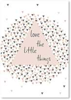 Americanflat Little Things Print Art, Print Only
