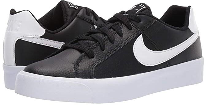 Nike Court Royale AC (Black/White) Women's Shoes - ShopStyle