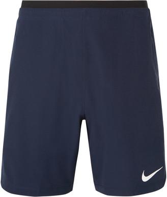 Nike Training Pro Flex Rep Stretch-Shell Shorts