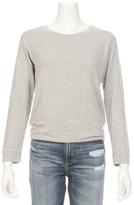 Monrow Super Soft Crew Sweatshirt