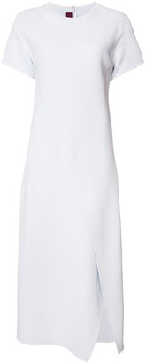 Sies Marjan Draped Maxi Dress