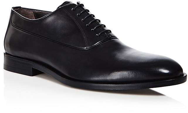 Canali Stock Oxford Shoes