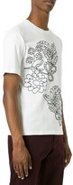 Paul & Joe Men's White Cotton T-shirt.
