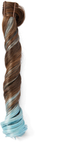 Hairdo. by Jessica Simpson & Ken Paves Chestnut & Blue Wavy Ponytail Hair Extension